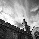 The Spire of All-Hallows-by-the-Tower by Elizabeth Tunstall