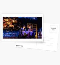 Groundhog Day The Musical Postcards