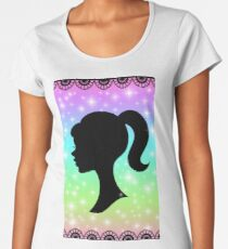 Barbie Women's Premium T-Shirt