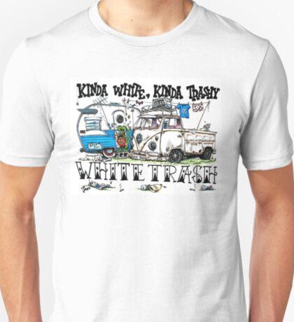 Kinda White, Kinda Trashy T-Shirt