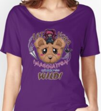 Let Your Imagination Run Wild Aya (Celestial Pulse) Women's Relaxed Fit T-Shirt