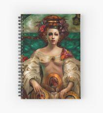 Cuaderno de espiral Dollhouse