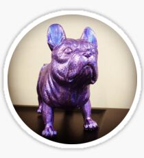 Frances the Frenchie Sticker