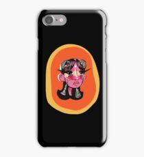 sun-burnt girl iPhone Case/Skin