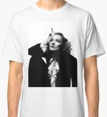Marlene Dietrich Classic T-Shirt