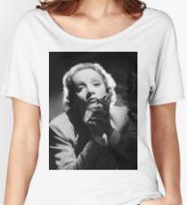 Marlene Dietrich Women's Relaxed Fit T-Shirt