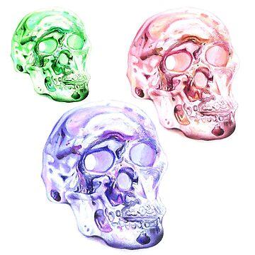 Skull Pattern by Neginmf