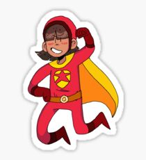 Word Girl! Sticker
