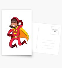 Word Girl! Postcards