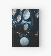 Ford GT Cockpit Hardcover Journal