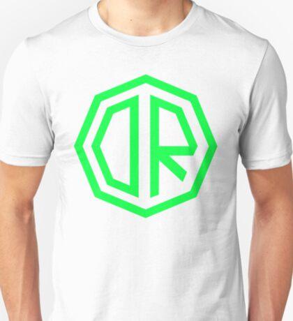Dr. Octagon Octagynacologist Mowax Logo replica print green T-Shirt
