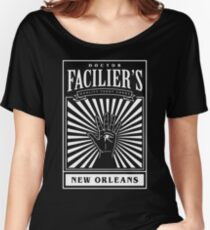 Doctor Facilier's Women's Relaxed Fit T-Shirt