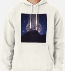 Remains of Theia Pullover Hoodie