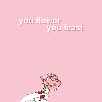 you flower you feast | harry styles woman by vjnyls
