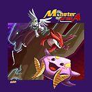 Monster Arena #3 by littlegiant