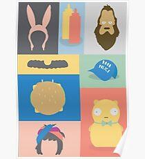 Bobs Burgers is Littt Poster