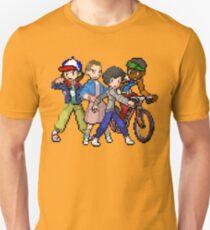 8-Bit Stranger Things T-Shirt