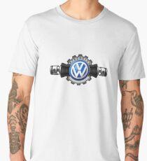 VW Flat four Aircooled Men's Premium T-Shirt