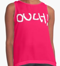 The Chad Graphic Contrast Tank