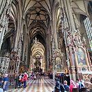 Stephansdom, Vienna Austria by Mythos57
