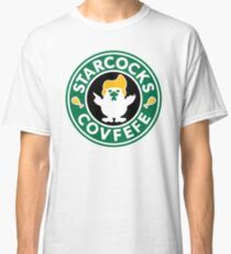 Covfefe - Trump Chicken Classic T-Shirt