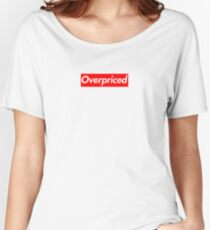Supreme Parody  Women's Relaxed Fit T-Shirt