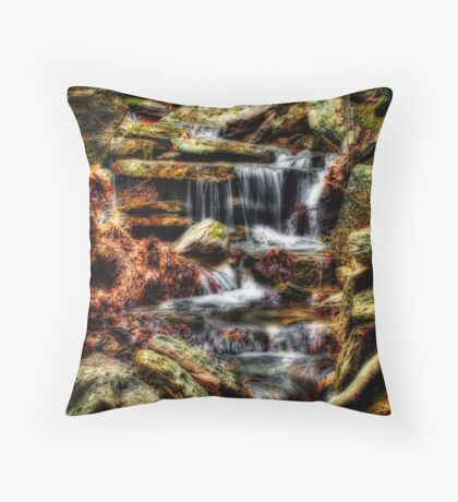 Tumble Throw Pillow