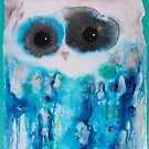 Blue Owl by Julie  Sutherland