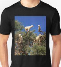 Goats in an argan tree Unisex T-Shirt