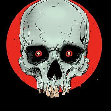 Skull by CrosbyDesign
