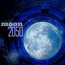 Moon 2050 by fantasytripp