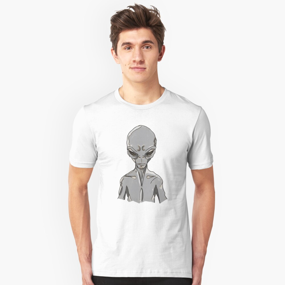 The Grey One Slim Fit T-Shirt