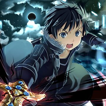 kirito Sword Attack by JaviPlaRo