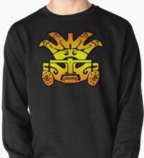 Aztec Warrior Pullover