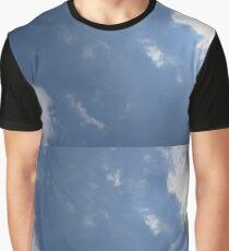 Dunkelblauer Himmel  Graphic T-Shirt