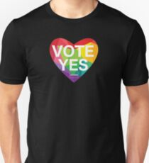 Australia, Vote Yes! Unisex T-Shirt