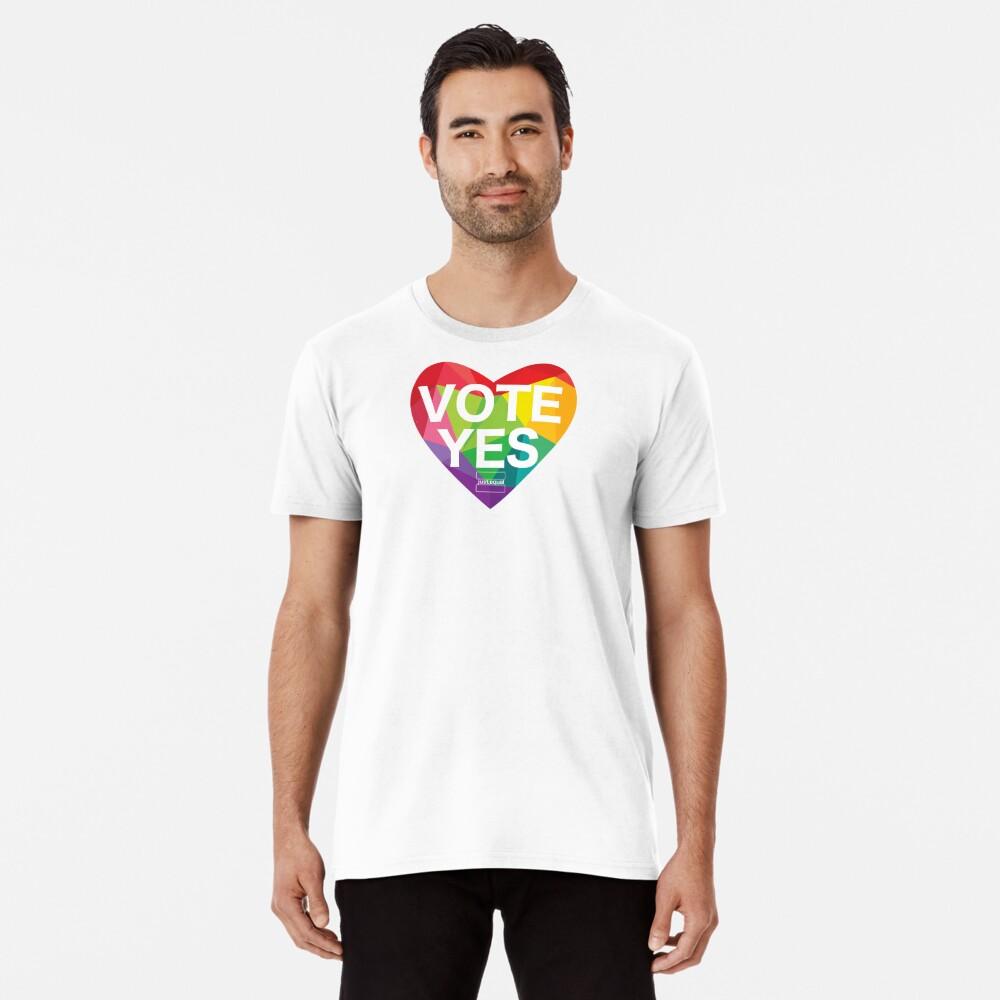 Australia, Vote Yes! Premium T-Shirt