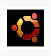 Linux Art Print