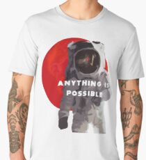 Anything Is Possible Men's Premium T-Shirt