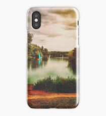 Fleeting Moments in Time  iPhone Case/Skin