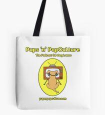 Pups n Popculture Tote Bag