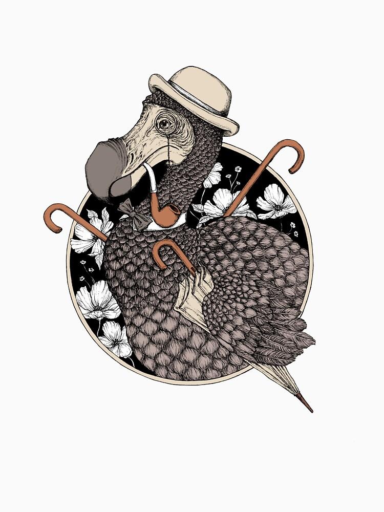 Dodo Vogel von poisontree