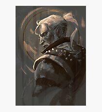 The Master Witcher Photographic Print