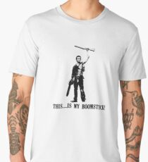 This...is my Boomstick! (Ash - Army of Darkness) Men's Premium T-Shirt
