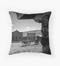 ~ The West End of Town ~ Throw Pillow