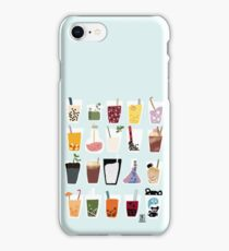 Wall of Boba iPhone Case/Skin