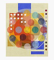 Bauhaus London (Hot Spots ONE) Photographic Print