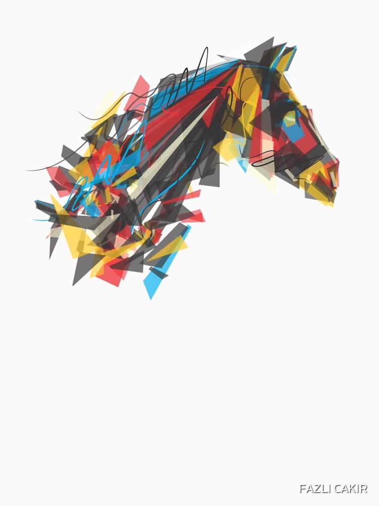 beygir (horse) by fazlicakir
