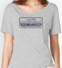 Alien - USCSS Covenant Women's Relaxed Fit T-Shirt