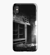 Abandoned room iPhone Case/Skin